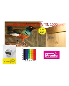 für €11,97, Arcadia Bird Lamp 8-58W, Vogellampe Leuchtstoffröhre für Vögel mit UVB, T8, T5