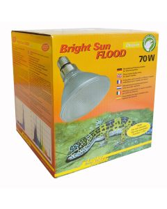 für €81,60, Lucky Reptile Bright Sun Flood Desert 70W PAR38 FLOOD HID UVB Komplett Set