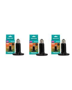 für €14,87, Arcadia Ceramic Heater Bulb 50-150W - Infrarot Heizer