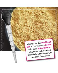 für €12,80, Arka Microbe-Lift Coral Food SPS - SPS Staubfutter 150ml (50g)