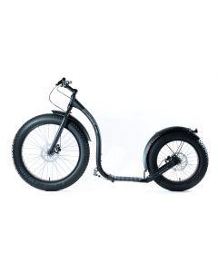 für €899,00, Kickbike Fat Max - das Original, Tretroller, Dog-Scooter
