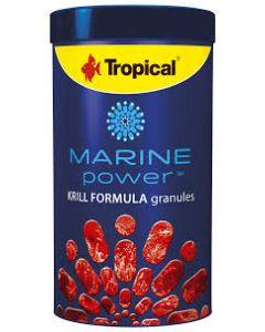 für €11,11, Tropical Marine Power Krill Formula Granules / Granulat