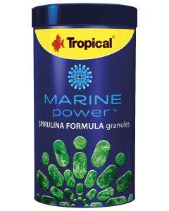 für €11,11, Tropical Marine Power Spirulina Formula Granules / Granulat