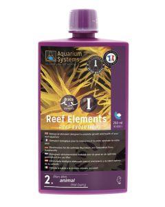 für €12,99, Aqaurium Systems Reef Elements 250ml - All-in-One Produkt