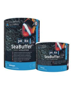 für €13,75, Aqaurium Systems SeaBuffer - pH Booster