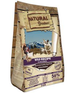 für €14,04, Natural Greatness 'Wild' Rezeptur, Hyperallergen, Getreidefrei, Ultra Premium