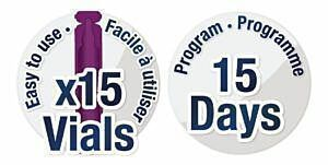 15 Tage arbintensivierungs Programm für Meerwasser