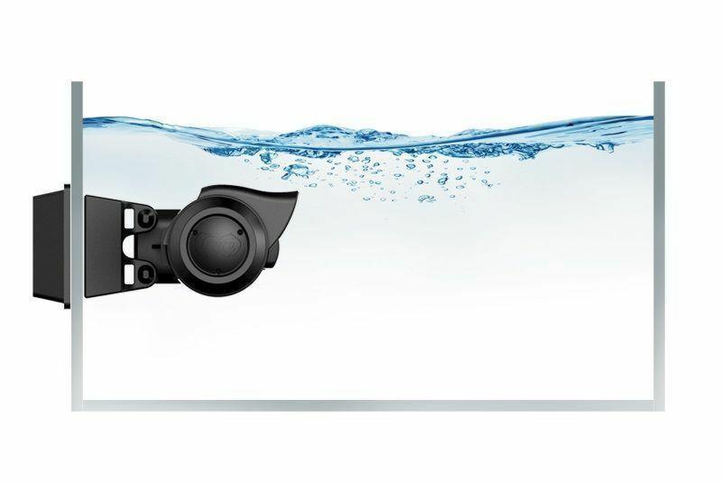 Die Gyre-Pumpe kann näher an der Wasseroberfläche positioniert werden, wodurch die Wirkung von Wasseroberflächenbrechern verbessert wird, ohne jedoch Luftwirbel zu erzeugen.